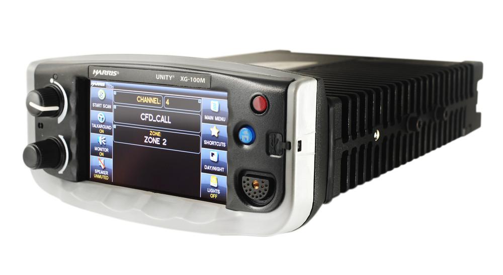 complete wireless technology Harris_XG-100M radio