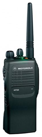 motorola-ht-750 radio