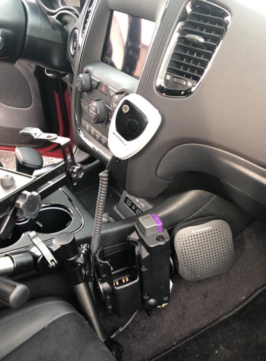 complete wireless technology radio vehicle install