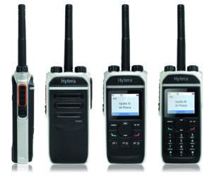Hytera PD603 Hytera DMR Rugged Digital Radio
