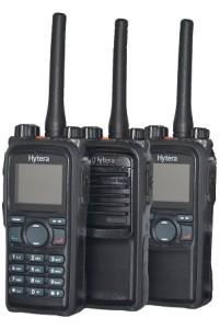 Hytera_PD7-Series Hytera-DMR-GPS-Digital-Portable-Radios