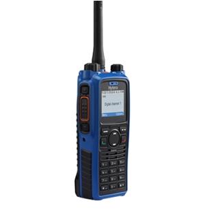 Hytera_PD792Ex HyteraIntrinsically-Safe-Digital-Portable-Radio