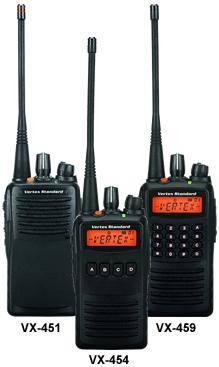 complete wireless technology Vertex_VX-450-Series