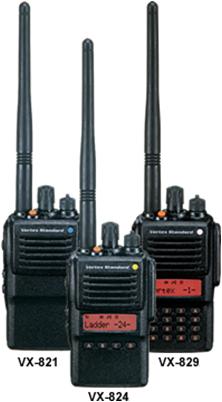 complete wireless technology Vertex_VX-820-Series